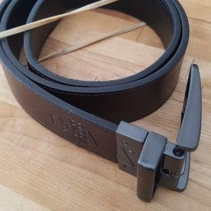 Mens Nike reversible belt